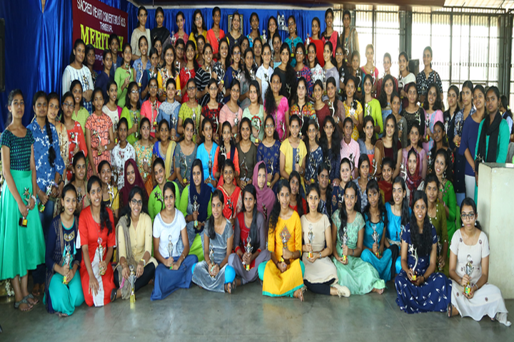 Sacred Heart Convent Girls Higher Secondary School-Group Photo1