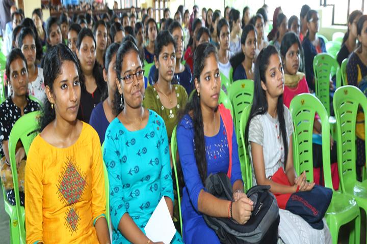 Sacred Heart Convent Girls Higher Secondary School-Seminar
