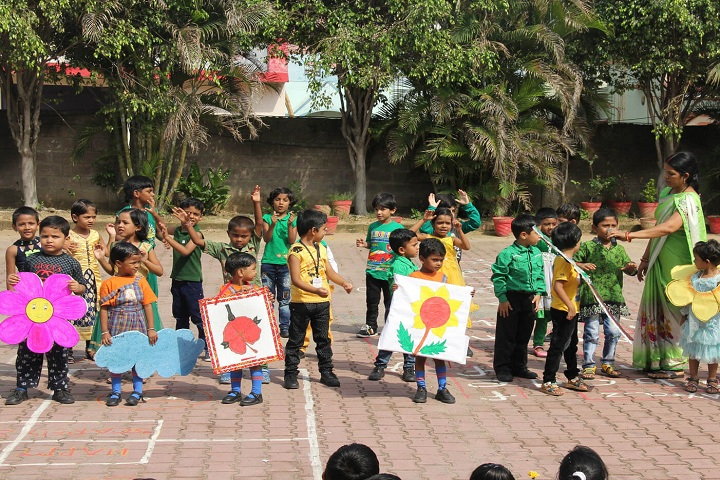 St Vincent Pallotti School-Activities