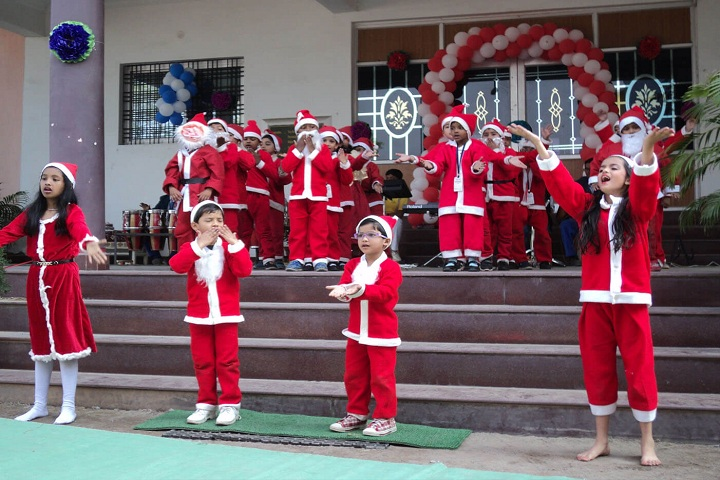St Vincent Pallotti School-Christmas Celebrations