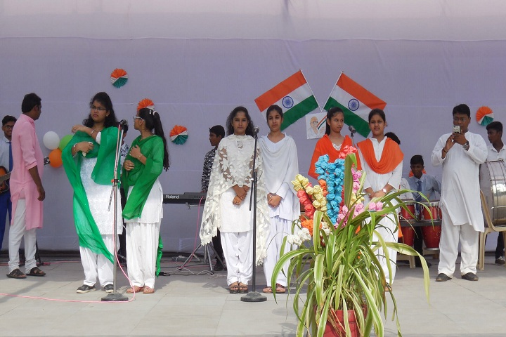 St Vincent Pallotti School-Independence Day