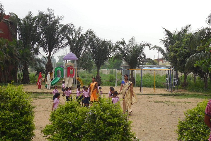 St Vincent Pallotti School-Primary Play Ground