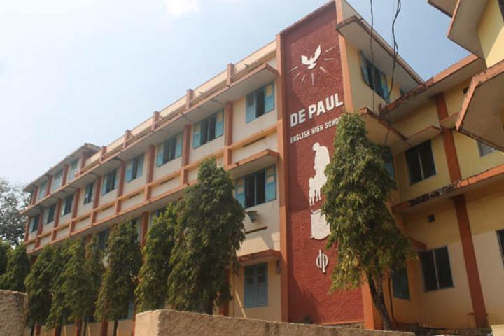 De Paul English Medium Higher Secondary School-Campus View