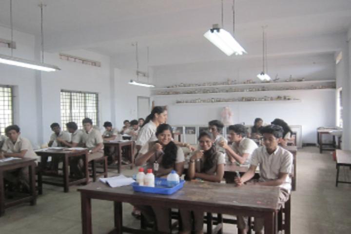 De Paul English Medium Higher Secondary School-Chemistry Lab