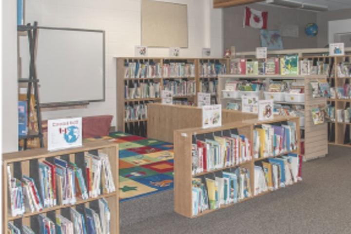 De Paul English Medium Higher Secondary School-Library