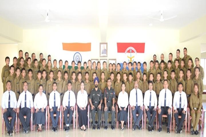 Sainik School-Group Photo