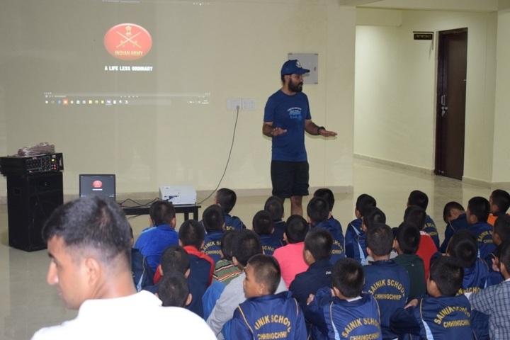 Sainik School-Seminar