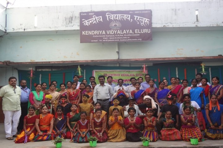 Kendriya Vidyalaya-Sankranthi Celebrations