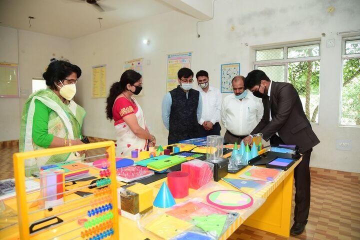 Creative Minds International School - activity room
