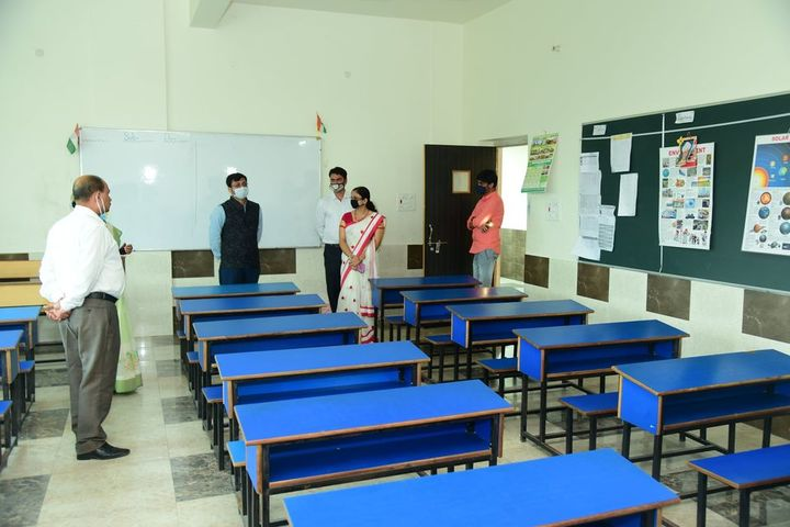 Creative Minds International School - classroom