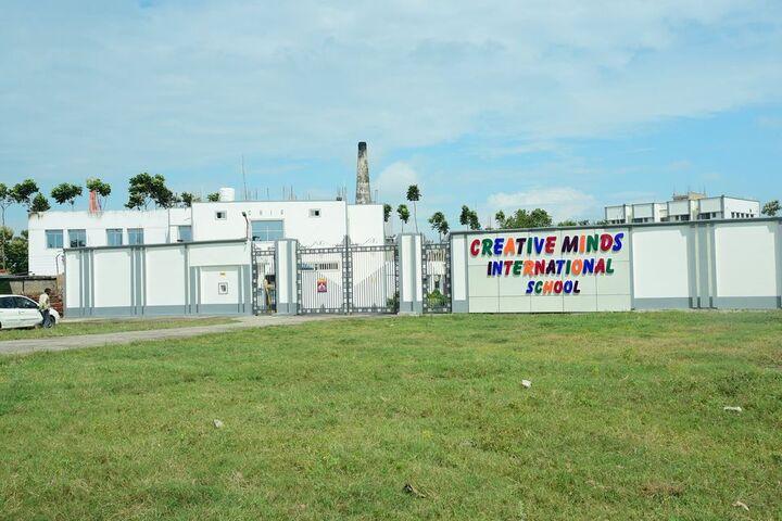 Creative Minds International School - school