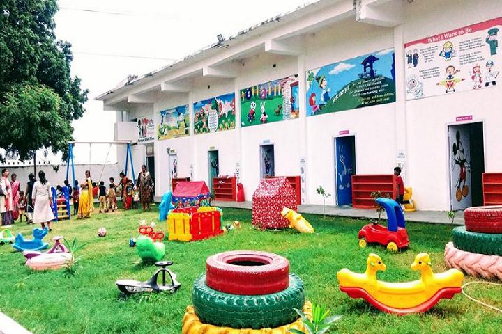 Narayan world school-Kinder garden