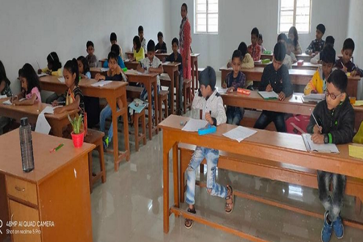 Narayan world school-Classroom