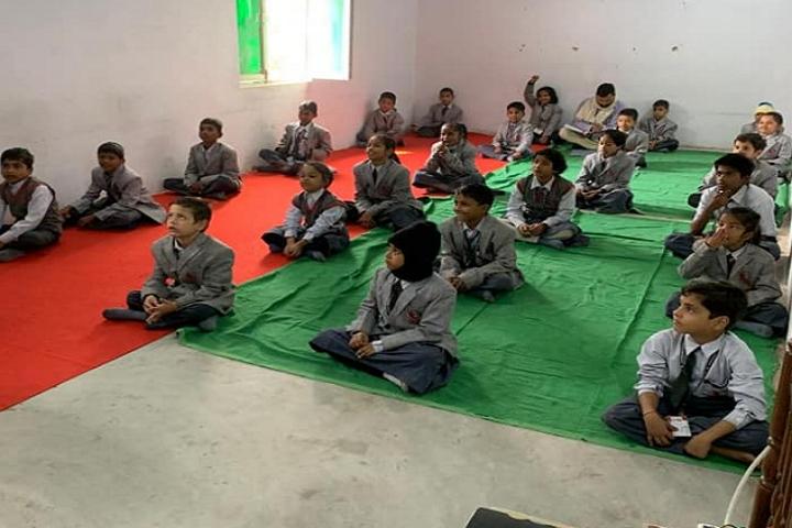 Narayan world school-Yoga