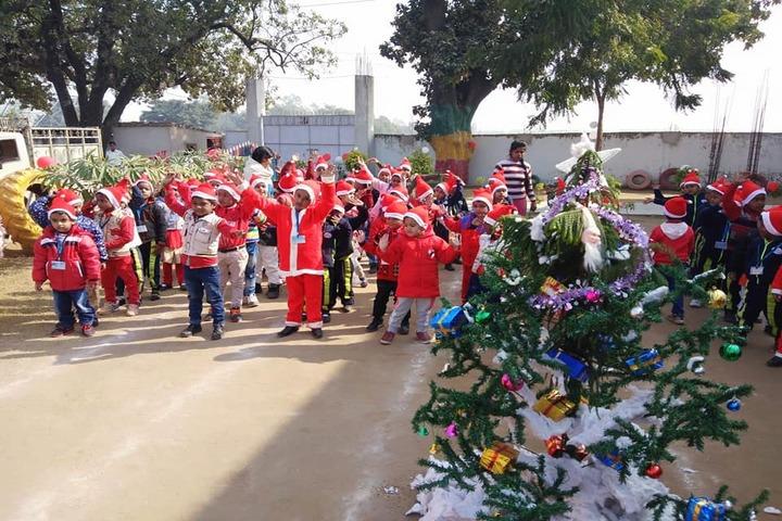 Narayan World School-Christmas Celebration