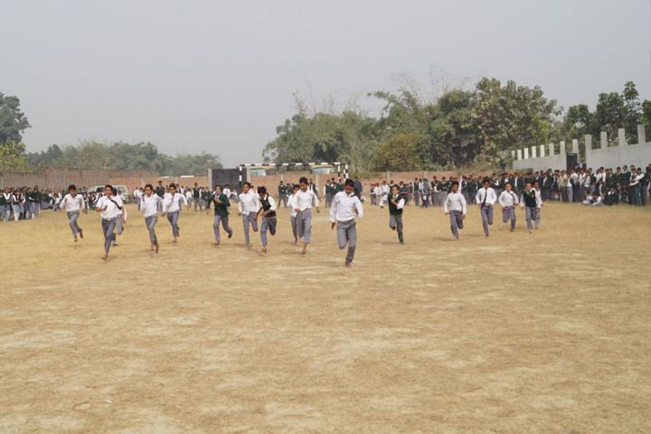 Delhi Public School-Outdoor games
