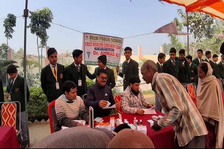 Delhi Public School-Healthcamp