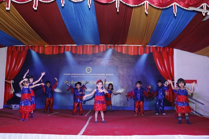 Swami Vivekananda Higher Secondary School-Activities
