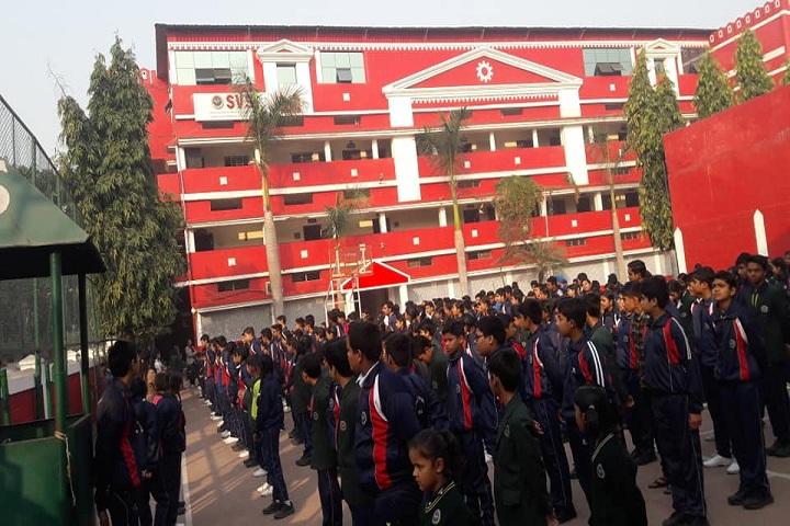 Swami Vivekananda Higher Secondary School-Assembly