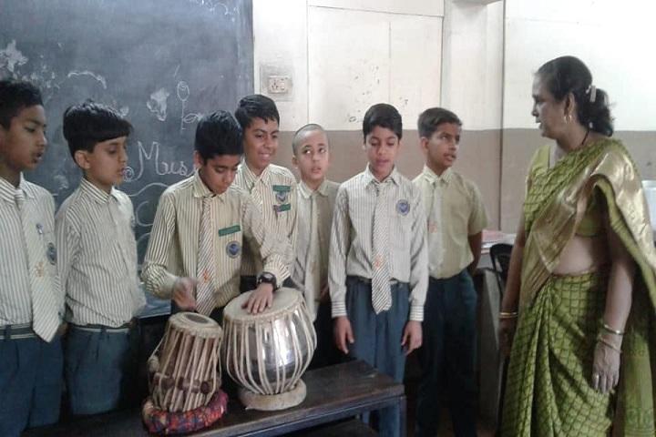 Swami Vivekananda Higher Secondary School-Music