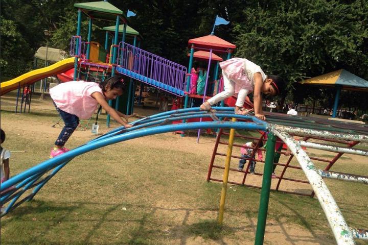 Tender Hearts School - kinder garden