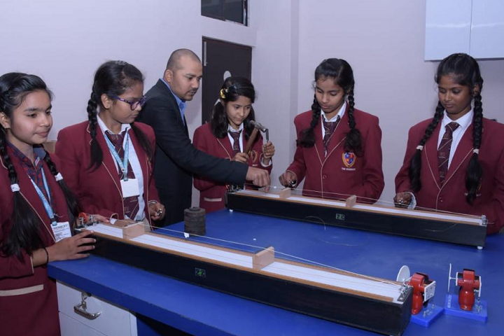 The Wembley International School - physics lab