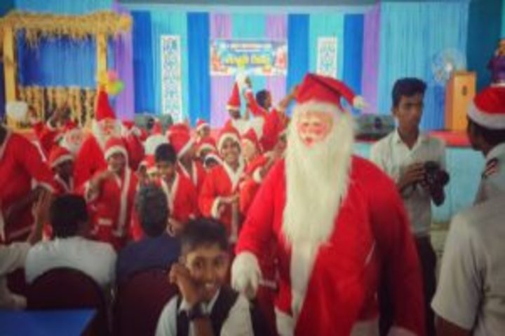 St Josephs Higher Secondary School-Christmas Celebration