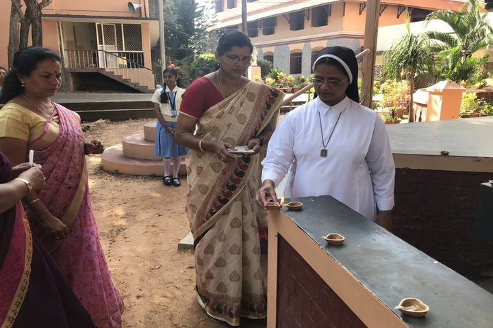 Holy Angels Convent Higher Secondary School-Festival Celebration