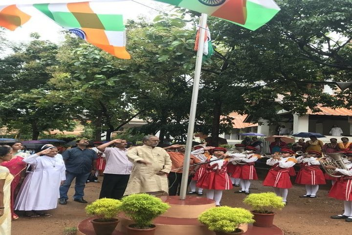 Holy Angels Convent Higher Secondary School-Independence Day