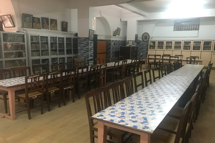 Holy Angels Convent Higher Secondary School-Library