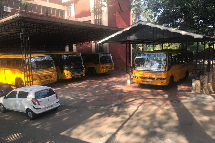 Holy Angels Convent Higher Secondary School-Transport