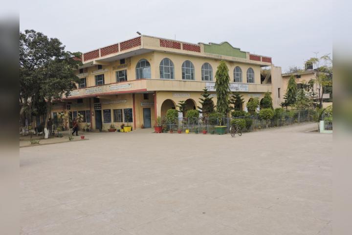 Guru Nanak Public Senior Secondary School - School Building