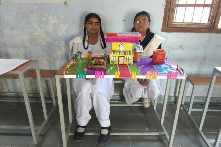 Government Girls Senior Secondary School - Art & Craft