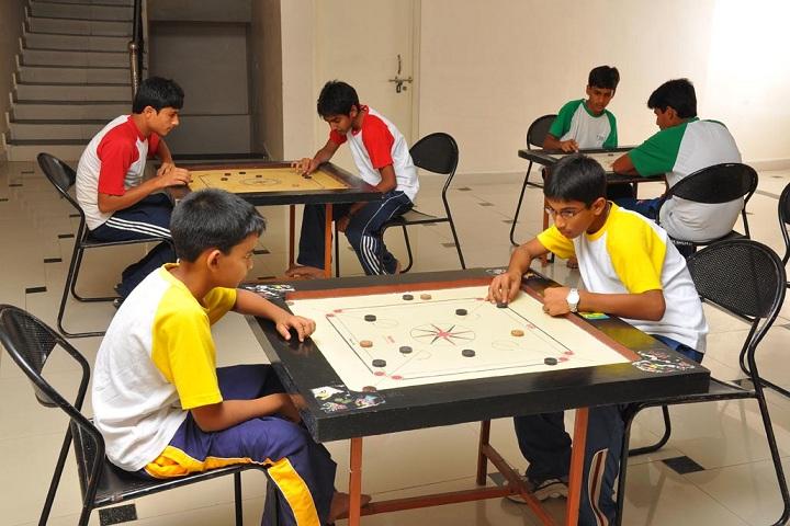 THE JAIN INTERNATIONAL SCHOOL-Indoor Games
