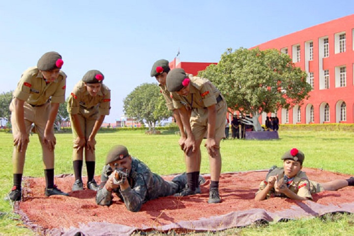 THE JAIN INTERNATIONAL SCHOOL-Scouts and Guides