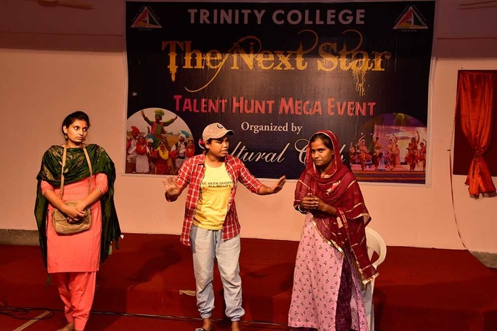 Trinity College- Talent Hunt Mega Event