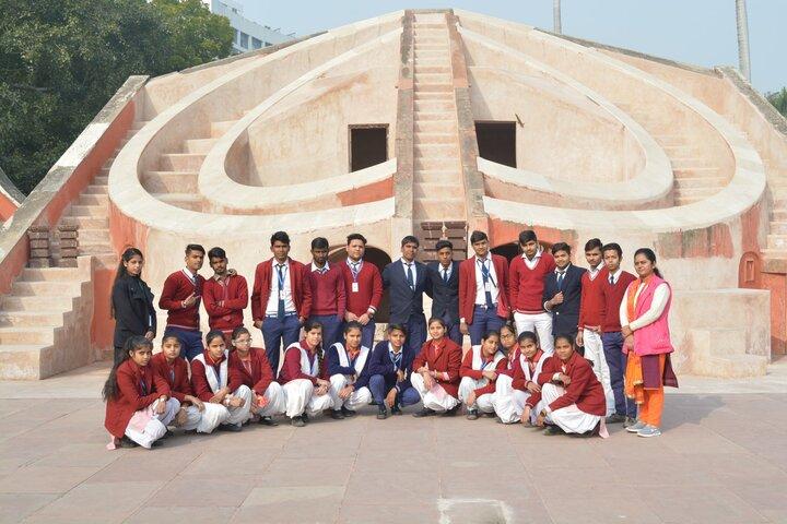 C R S Senior Secondary School-Tour