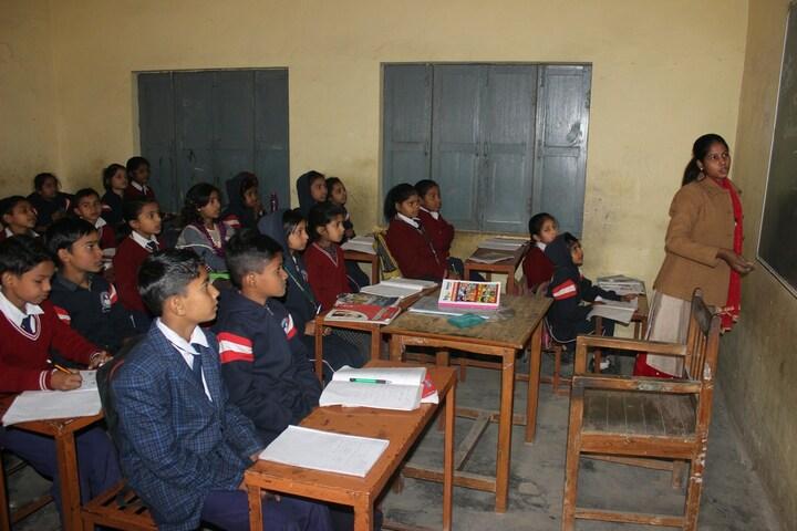 C R S Senior Secondary School-Classroom