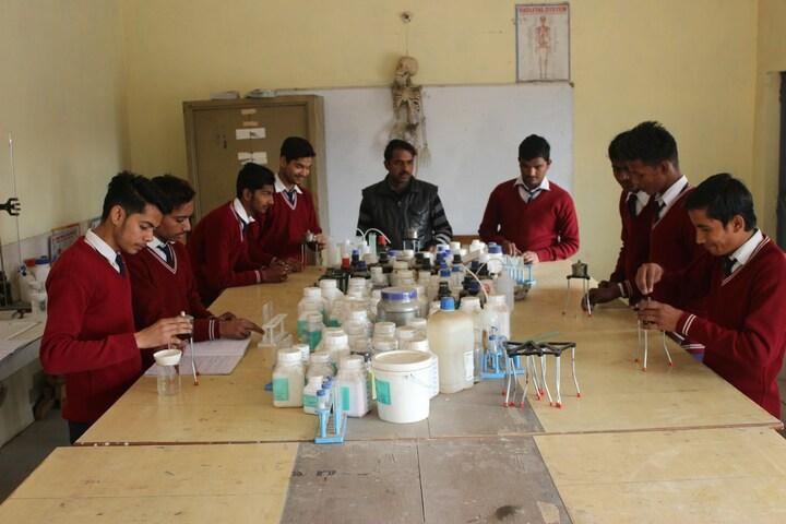C R S Senior Secondary School-Science Lab