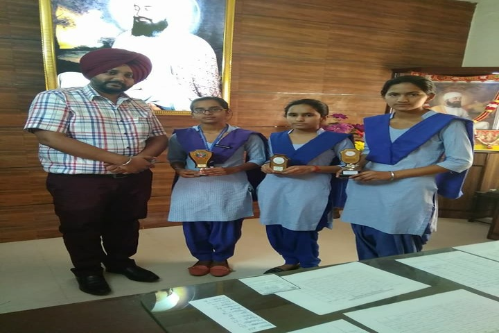 Guru Tegh Bahadur Public School- Prize Distribution