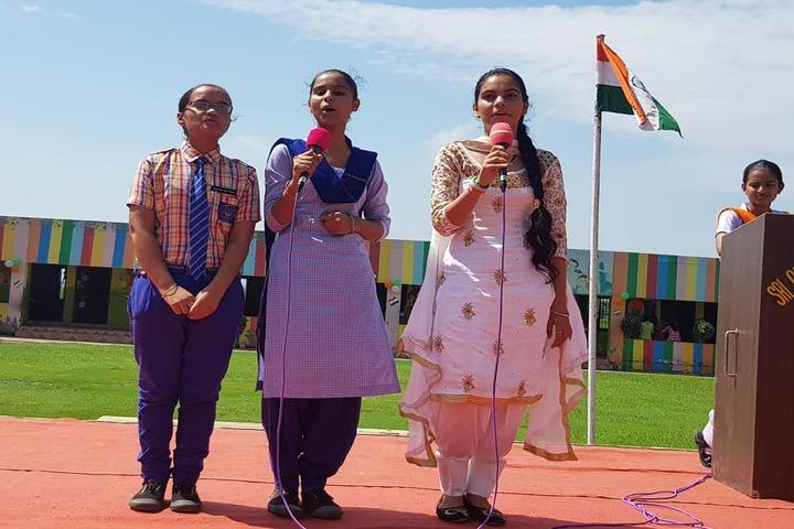Guru Tegh Bahadur Public School- Music Activity