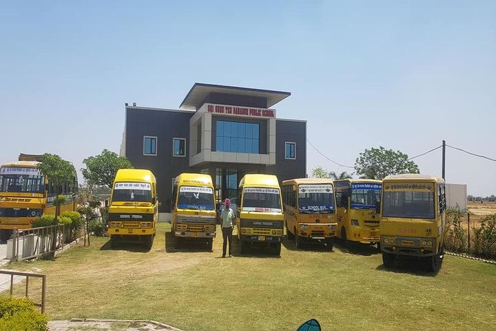 Guru Tegh Bahadur Public School- Transport Facility