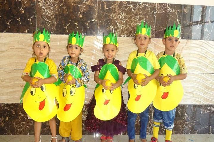 Guru Tegh Bahadur Public School- Fancy Dress