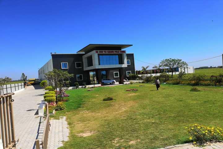 Guru Tegh Bahadur Public School- Campus Building