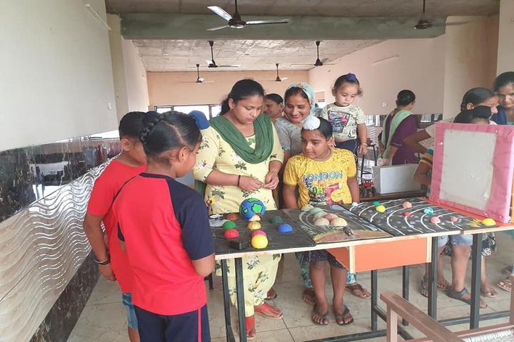 Guru Tegh Bahadur Public School- School Exhibition