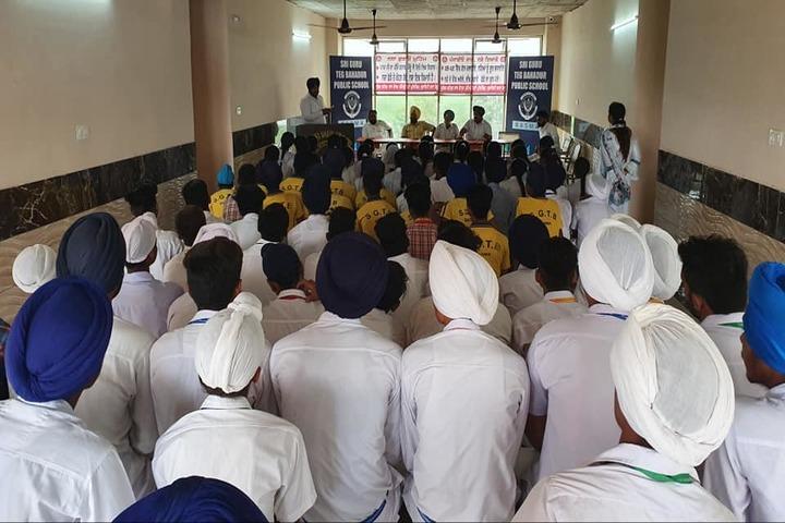 Guru Tegh Bahadur Public School- Seminar Hall