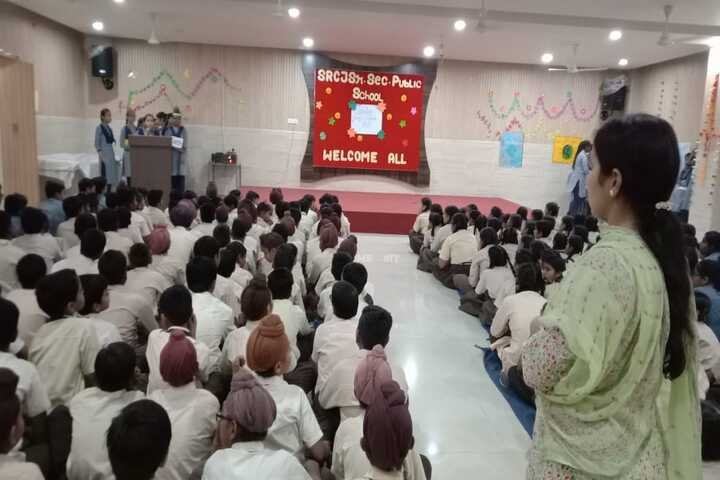 Swami Roop Chand Jain Senior Secondary School- Auditorium