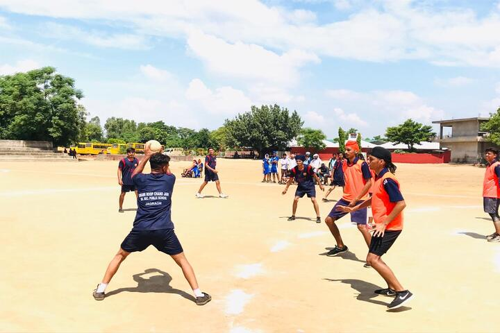 Swami Roop Chand Jain Senior Secondary School- Sports
