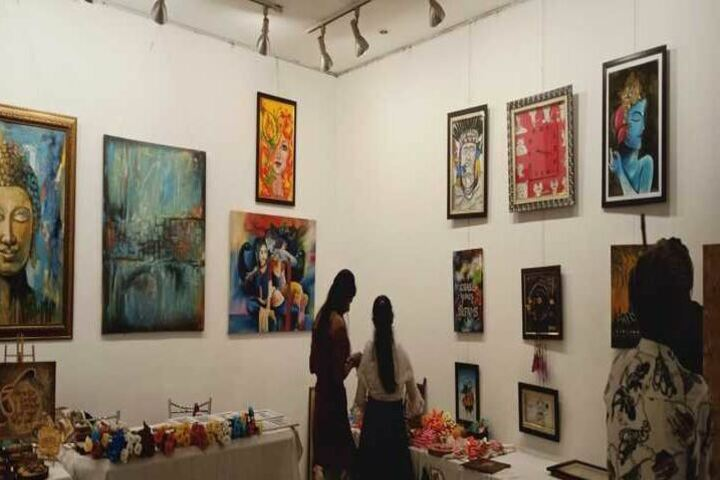 Swami Roop Chand Jain Senior Secondary School- School Exhibition