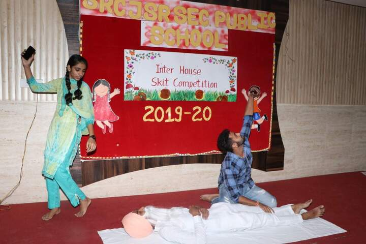 Swami Roop Chand Jain Senior Secondary School- Drama